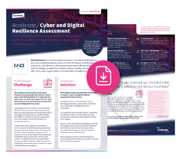 Digital Resilience Case Study
