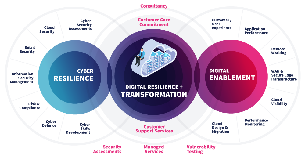 Cyber & Digital Resilience Transformation