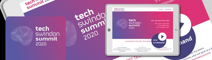 Tech Swindon Summit 2020